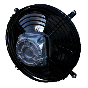 Ventilateur +Grille AT 25W 240V A254/34